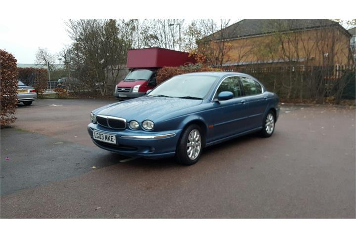 JAGUAR X-TYPE SALOON