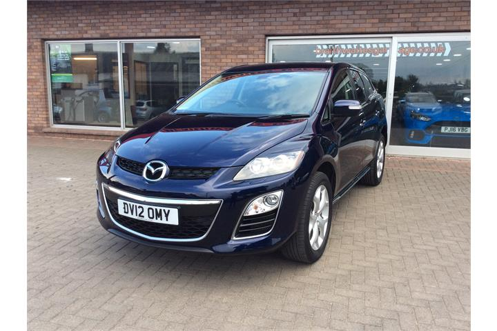 MAZDA CX-7 2.2D SPORT TECH 5DR