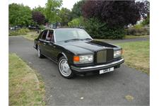 BENTLEY MULSANNE TURBO 4DR