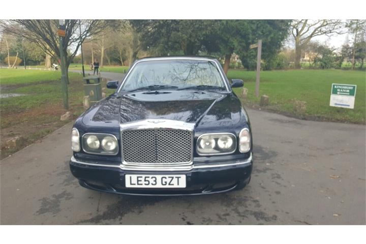 BENTLEY ARNAGE SALOON