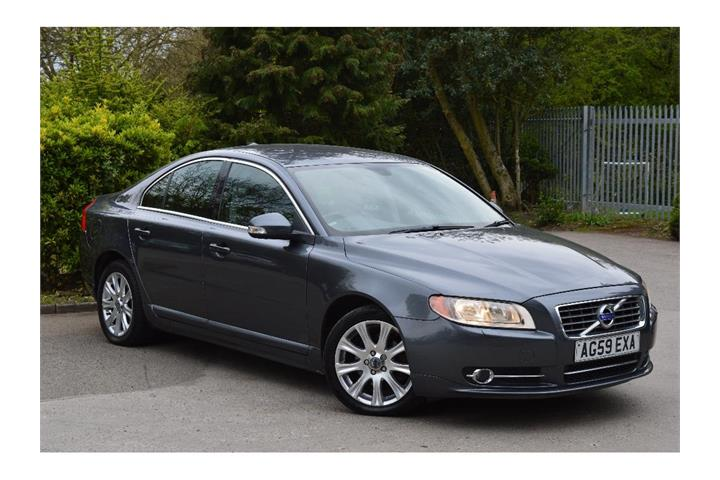 VOLVO S80 2.4 D5 SE Geartronic 4dr