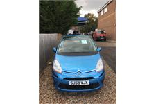 CITROEN C4 PICASSO 1.6HDI 16V VTR PLUS 5DR [5 SEAT]