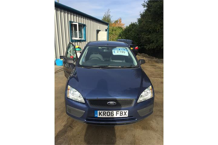 FORD FOCUS 1.6 LX 5DR [115]