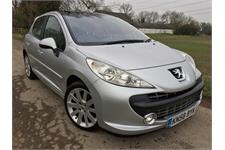 PEUGEOT 207 1.6 HDI 110 GT 5DR