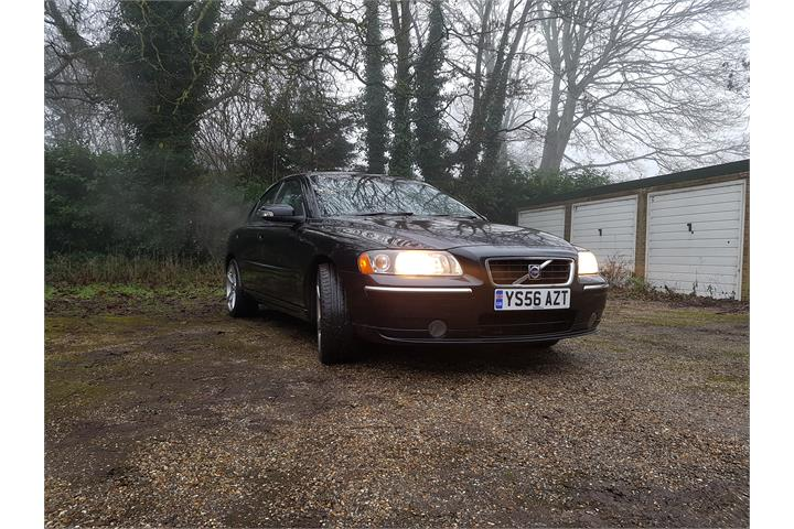 VOLVO S60 D5 SE 4DR GEARTRONIC [185]
