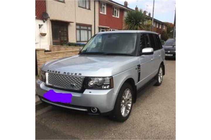 LAND ROVER RANGE ROVER 4.2 V8 SUPERCHARGED VOGUE SE 4DR AUTO