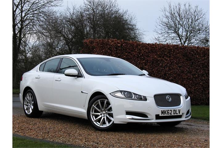 JAGUAR XF 2.2D [163] LUXURY 4DR AUTO
