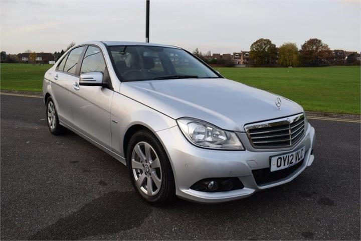 MERCEDES C CLASS C180 BLUEEFFICIENCY SE 4DR AUTO