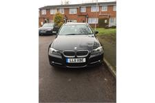 BMW 3 SERIES 318D 2.0TD EXCLUSIVE EDITION 5DR