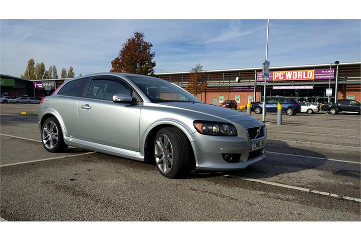 VOLVO C30 T5 SE SPORT 3DR GEARTRONIC [230]