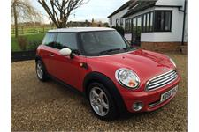 Mini 1.6 Cooper Chili Pack 3 door