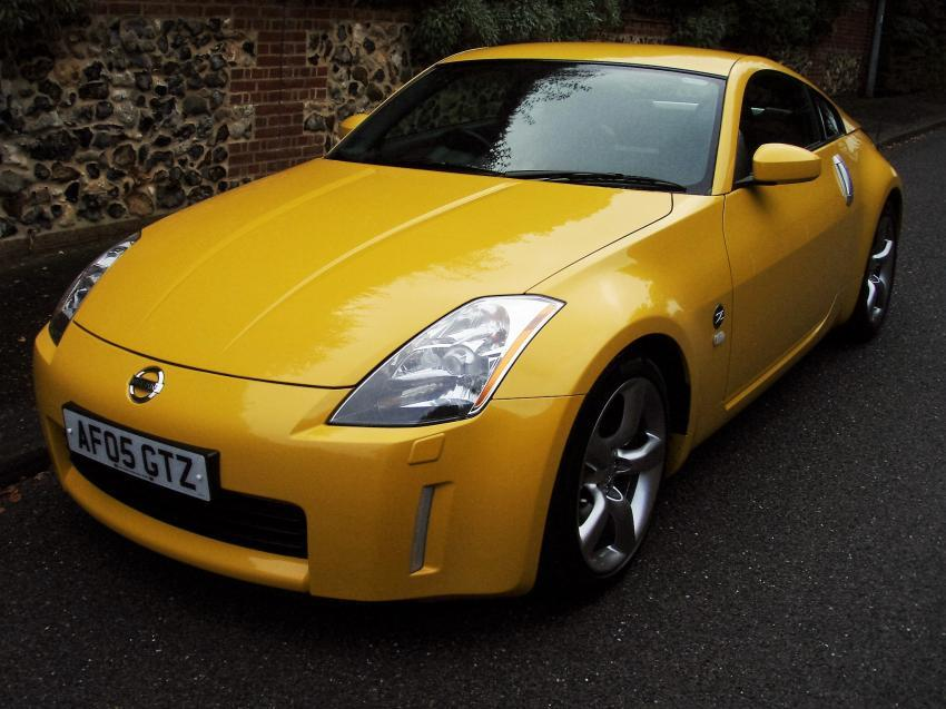 Nissan 350z Gt4 Gran Tourismo Ltd Edition 65 176 Yellow 2005 Ref 245661