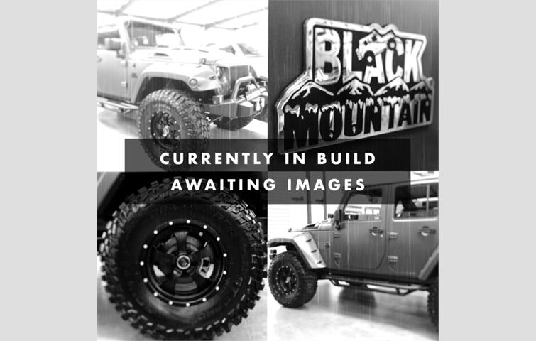 Jeep Brute For Sale >> Jeep Wrangler Brute 3 6 Supercharged 400 Black