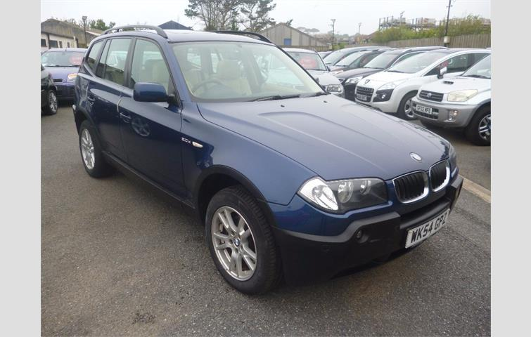 BMW X3 SUV 2.0d 150 SE 6Spd Unlisted 2007 | 5480904