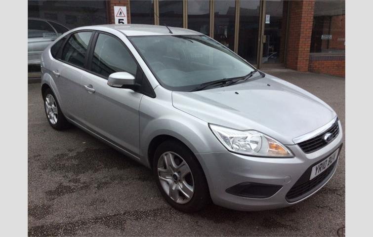 Ford Focus 1 6 Style 5d 100 Bhp Silver 2010 Ref 3225244