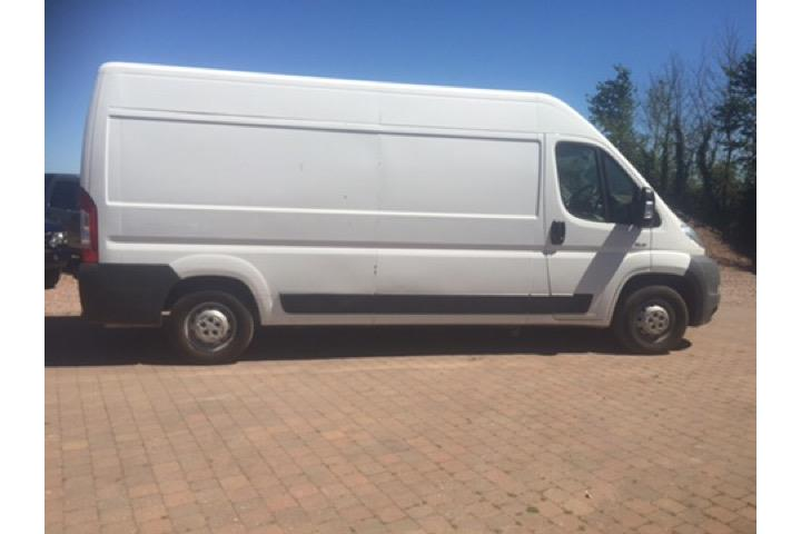CITROEN RELAY VAN NO VAT