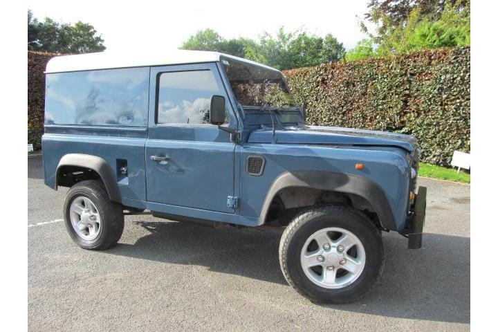1995 LAND ROVER DEFENDER 90 2.5 L LIGHT 4x4 UTILITY