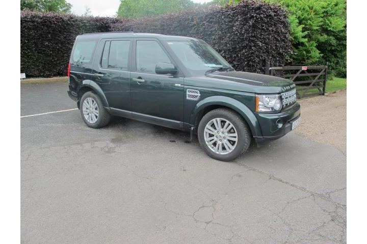 2011 LAND ROVER DISCOVERY 4 3.0 HSE