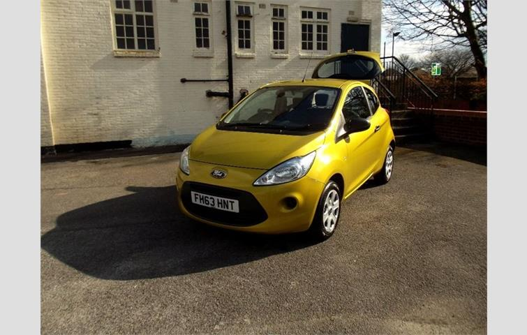 Model Ford Ka Colour Yellow Year