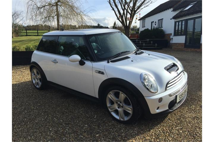 Mini 1.6 Cooper S Chili Pack 3 door