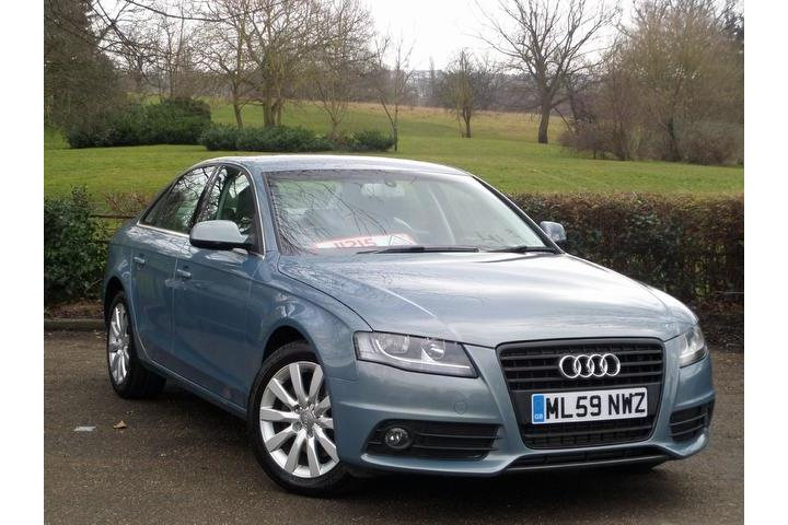 Audi A4 2.0 TFSI S Line 4dr HPI CHECKED, LOW MLEAGE