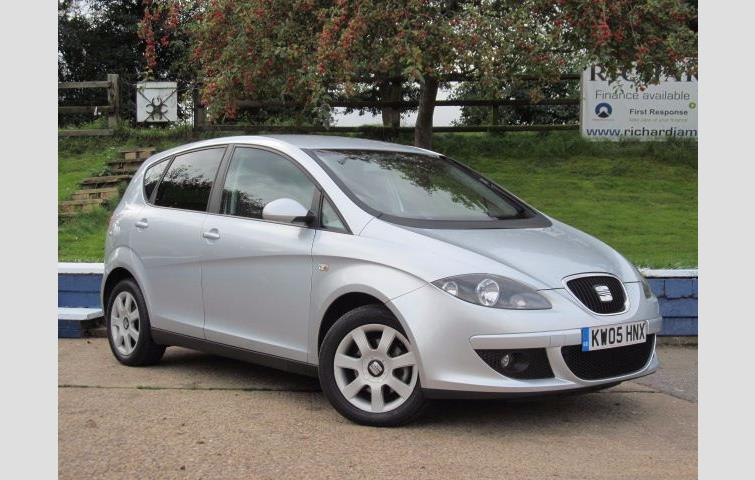 Seat Altea 19 Tdi Stylance 5dr Diesel Estate Full Service History