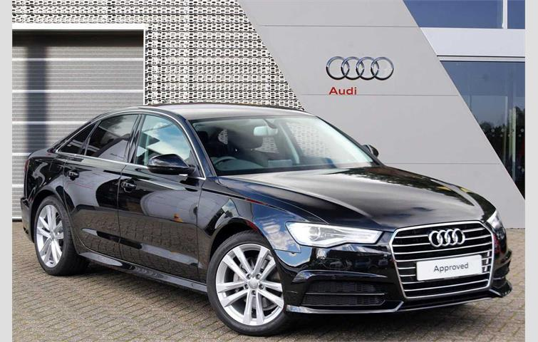 Audi A6 Saloon SE Executive 2 0 TDI ultra 190 PS S tronic Unlisted 2017