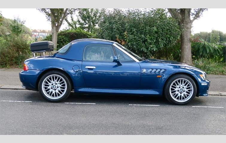 Bmw Z3 Z3 Wide Body 2 8 Hardtop Coupe Convertible Manual