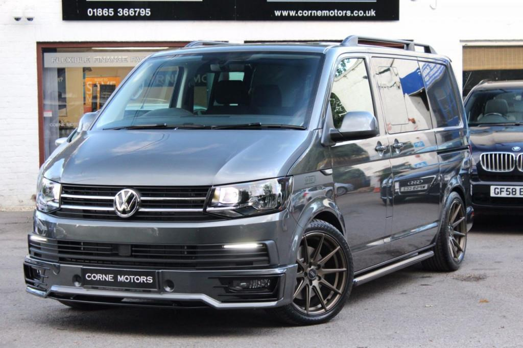 volkswagen transporter t6 kombi t32 2 0 tdi bmt 150ps. Black Bedroom Furniture Sets. Home Design Ideas