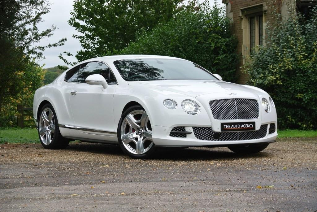 Bad Credit Car Dealers >> Bentley Continental GT W12 White 2012 | Ref: 4151113