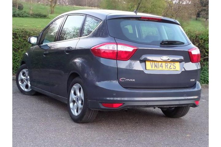 Ford C-Max 1.0 T EcoBoost Zetec 5dr (start/stop) LOW MILEAGE, 1 OWNER FROM NEW