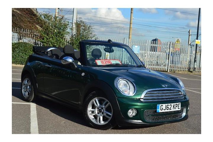 MINI Convertible 1.6 One Avenue 2dr LOW MILEAGE, FINANCE AVAILABLE