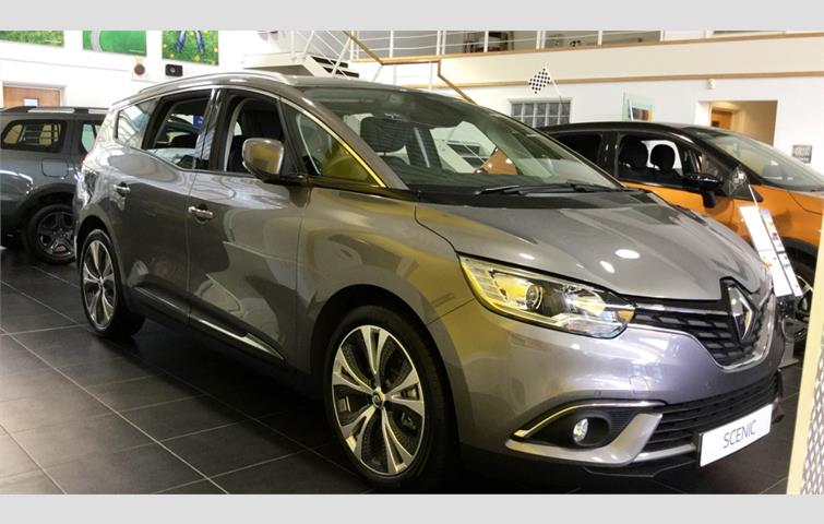 Renault Grand Scenic 1 5 Dci Dynamique Nav 5dr With Massive Savings