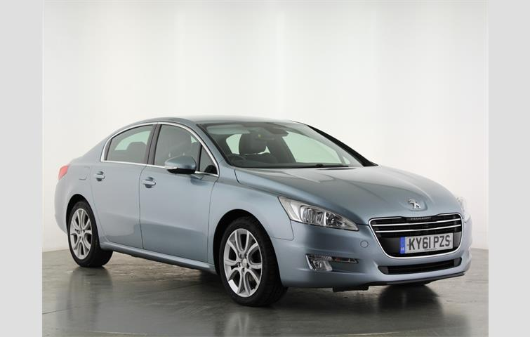 Peugeot 508 20 Hdi 163 Allure 4dr Blue 2011 4854155