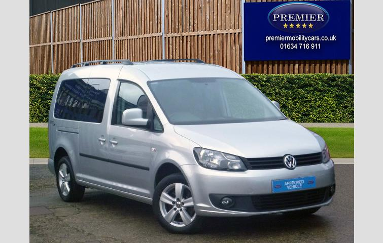 Volkswagen Caddy Maxi C20 Life 1 6 Tdi Wheelchair Access Ref Yy12gcz