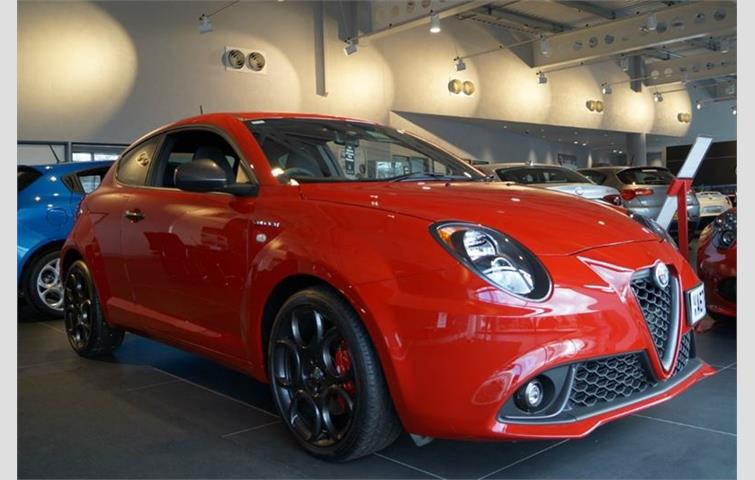 alfa romeo mito 1 4 tb multiair veloce alfa tct s s 3dr red 2018 4984273. Black Bedroom Furniture Sets. Home Design Ideas