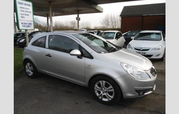 vauxhall corsa 1 2 energy 3d 83 bhp silver 2010 5027394 rh autovolo co uk vauxhall corsa 2010 workshop manual vauxhall corsa 1.2 2010 owners manual
