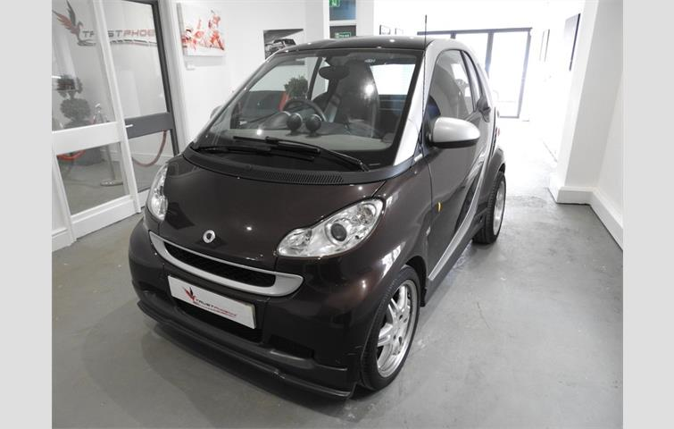 Smart Fortwo Coupe Edition Highstyle Softouch 1 0 2 Door
