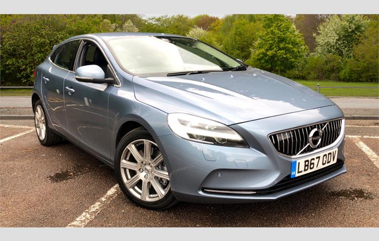 Volvo V40 D3 150hp Inscription Nav Auto Blue 2018 Ref 5060270