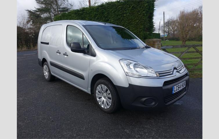 8d85df64958acb Citroen Berlingo 1.6 HDi L2 Enterprise Crew Van 90PS SOLD Silver ...