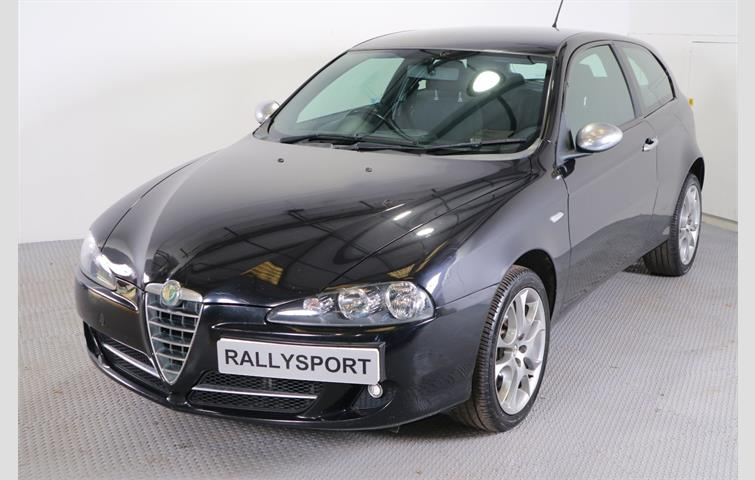 alfa romeo 147 jtdm 8v sport black 2008 5120857 rh autovolo co uk