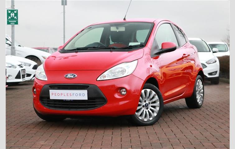Model Ford Ka Colour Unlisted Year  Manufacturing Year
