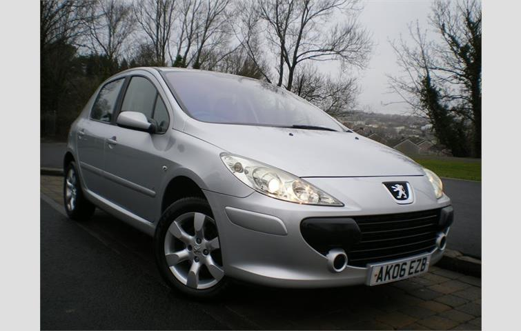 Peugeot 307 S HDI Silver 2006