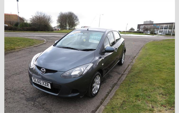 mazda 2 1.3 ts2, mot may 2019, main dealer service history, looks