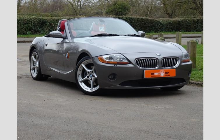 bmw z4 3 0 z4 se roadster 2d 228 bhp grey 2005 5250750 rh autovolo co uk 2005 bmw z4 owner's manual download 2005 bmw z4 owner's manual download