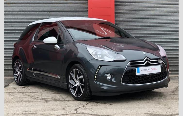 citroen ds3 1 2 puretech 110ps dstyle nav grey 2016 5388321 rh autovolo co uk  citroen ds3 user manual uk
