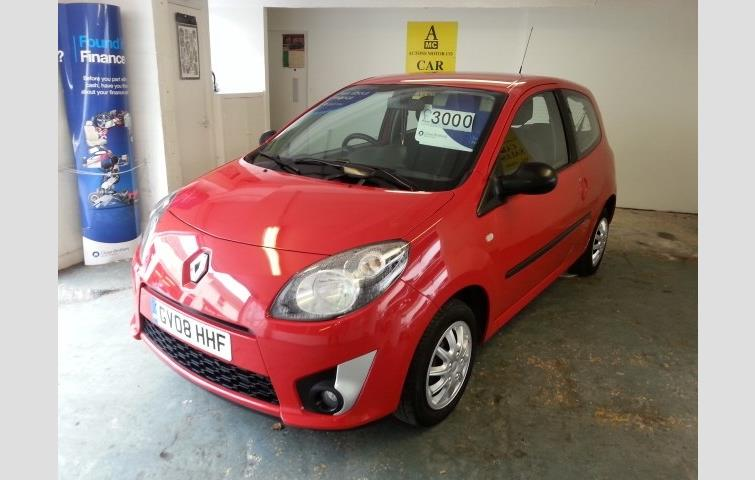 Renault Twingo 16 Renaultsport 3dr Red 2009 6007223