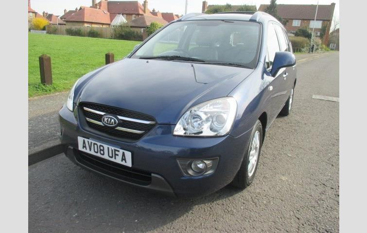 Kia Carens Gs Crdi Blue 2008 Ref 5422275