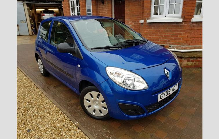 Used Renault Twingo Freeway On Finance In Hook 69 19 Per Month No