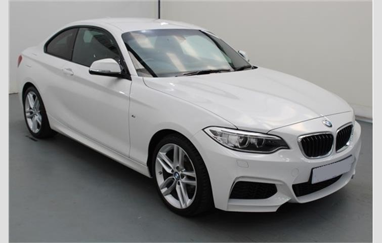 Model: BMW 2 Series, Colour: White, Year: 2017, Mileage: